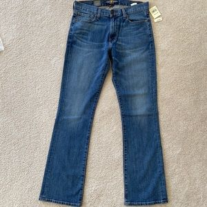 NWT Men's Lucky Brand 427 Boot Jeans 30x32
